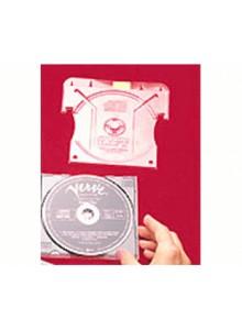CD register cards, vložki za CD-je