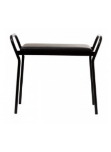 Usnjen stol