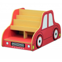 Rdeč avto