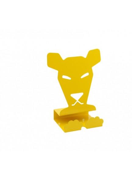 LEV, stojalo, rumeno
