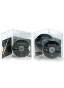 PVC vrečke za 2 CD / DVD