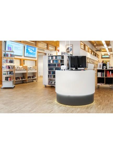 Ovalen info center