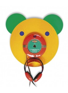CD player MEDVEDEK