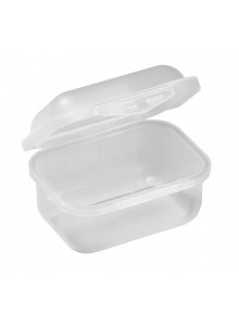 PVC škatlica za drobnarije, transparentna