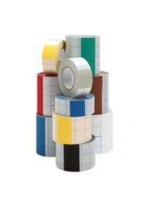 Tekstilni barvni trak na papirni podlagi - 30mm x 10m