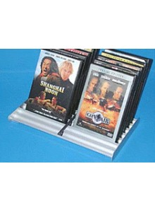 Liftboy classic za 14 DVD-jev, aluminij