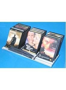 Liftboy classic za 21 DVD-jev, aluminij