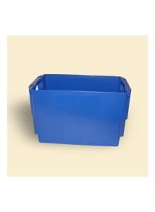 PVC škatla za transport s pokrovom